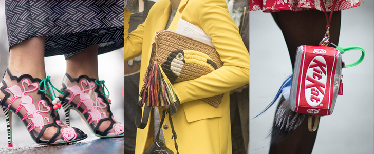 Everyone Saved The Best Accessories For Last at MFW
