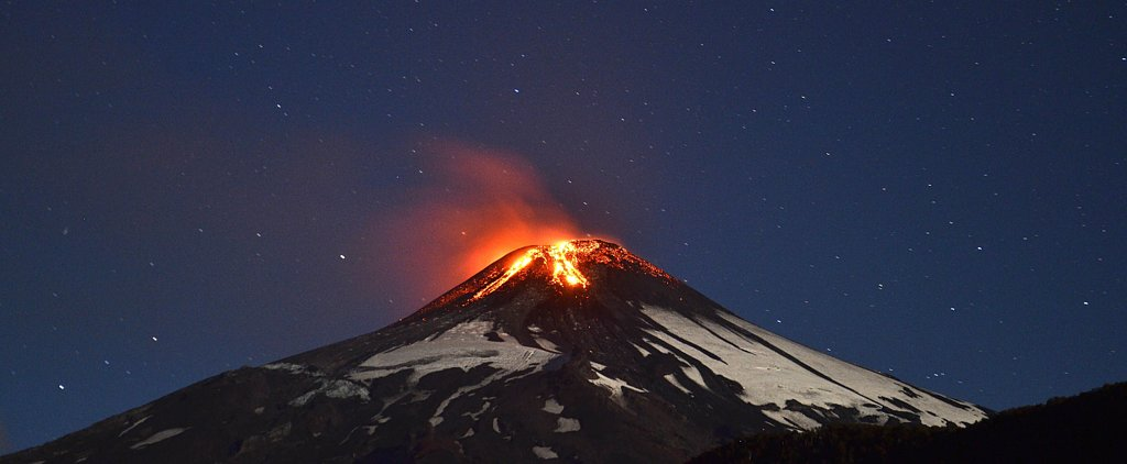 Unbelievable Photos of the Volcano Eruption in Chile