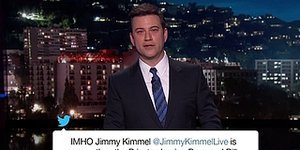 Jimmy Kimmel Fires Back At Mean Tweets Over His Stance On Vaccinations