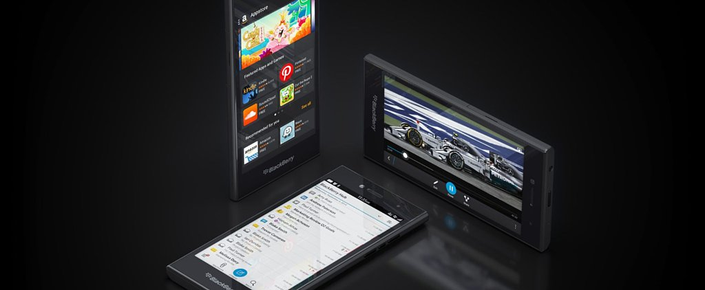 BlackBerry Unveils a New Touch Screen Smartphone