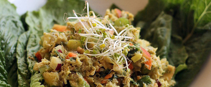 Avocado and Tuna Is a Match Made in Healthy Lunchtime Heaven