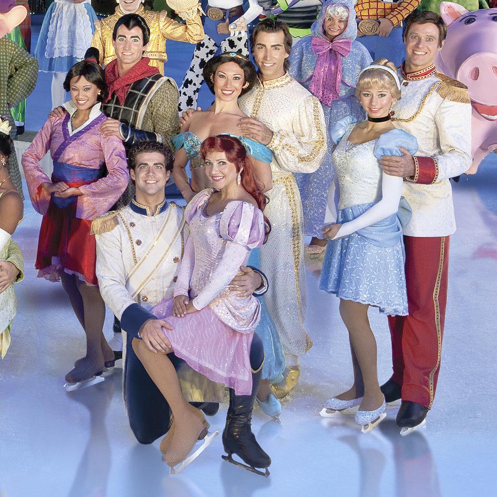disney on ice cinderella and prince charming popsugar