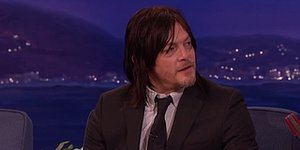 'Walking Dead' Star Norman Reedus Finally Explains Why He Licks People
