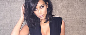 Kim Kardashian Thinks This Vest Is a Dress