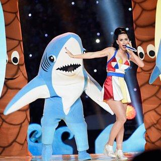 Costume du Left Shark Katy Perry