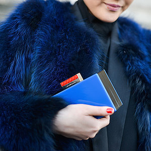 Street Style Accessories at Paris Fashion Week Fall 2015