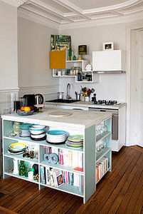 Big Ideas for Compact Kitchens (8 photos)
