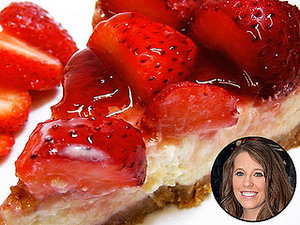 As Seen On 19 Kids & Counting: Jill Dillard's 'Favorite' No-Bake Cheesecake Recipe
