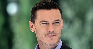 Luke Evans Cast as Gaston in 'Beauty and the Beast'