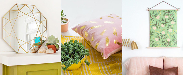 11 Stylish Spring DIYs For Your Home