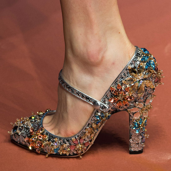 Best Runway Shoes at Fashion Week Fall 2015