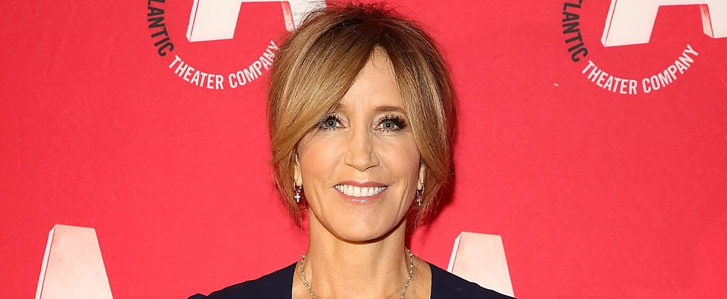 Felicity Huffman Explains Why She Has Madonna's Underwear