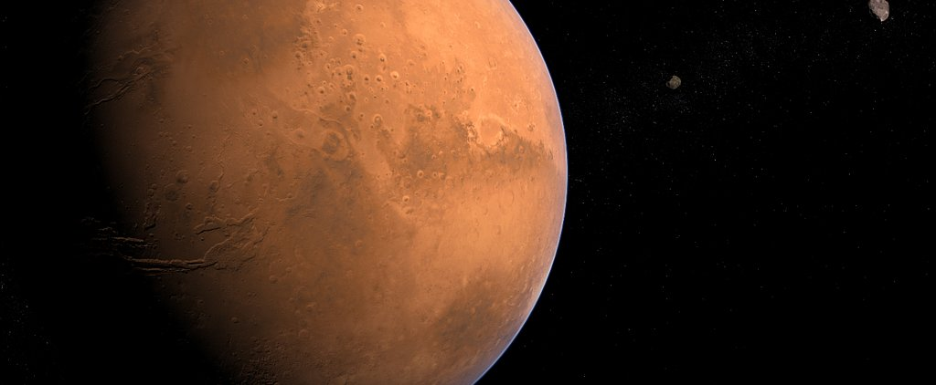 New Evidence Shows Mars Once Had a Huge Ocean