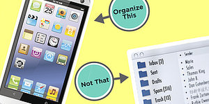 4 Things You Shouldn't Bother Organizing (And 4 Things You Should)