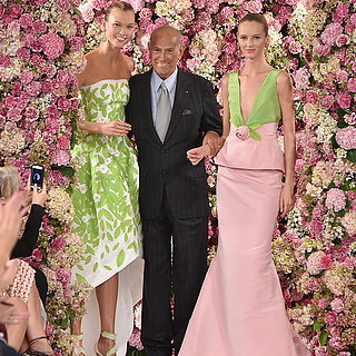 Oscar de la Renta Retrospective in San Francisco