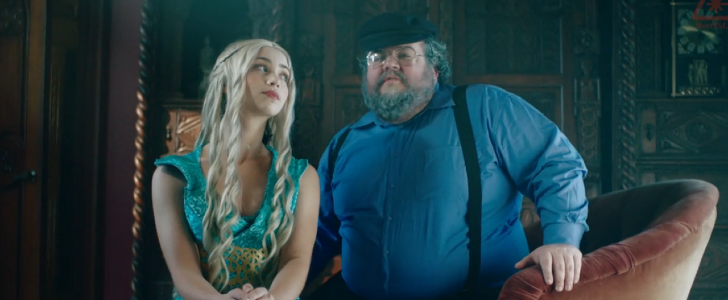 "Taylor Swift's ""Blank Space"" Meets Game of Thrones in This Spoof"