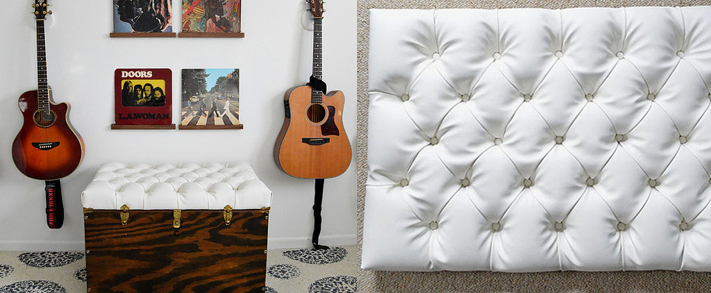 How to Make a Tufted Ottoman That Looks Store-Bought