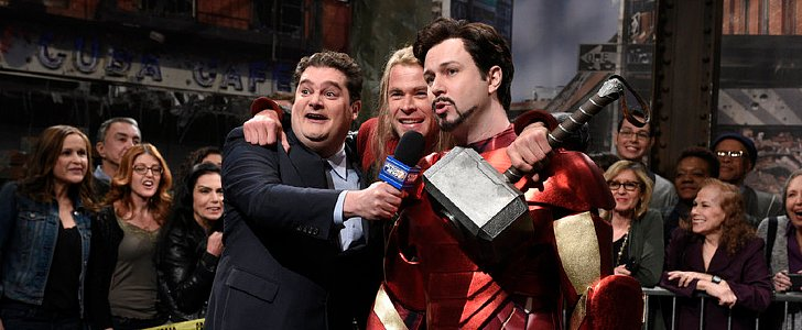 SNL's Spoof of The Avengers Is Pretty Dead-On