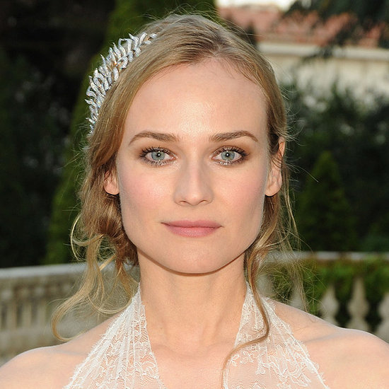 Wedding Hair Accessories Diane Kruger
