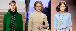 126 Fall Looks We'd Wear Right Off the Runway