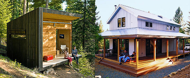 The West Coast's Best Cabins and Vacations Homes