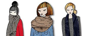 5 Ways To Style Your Transition Scarf