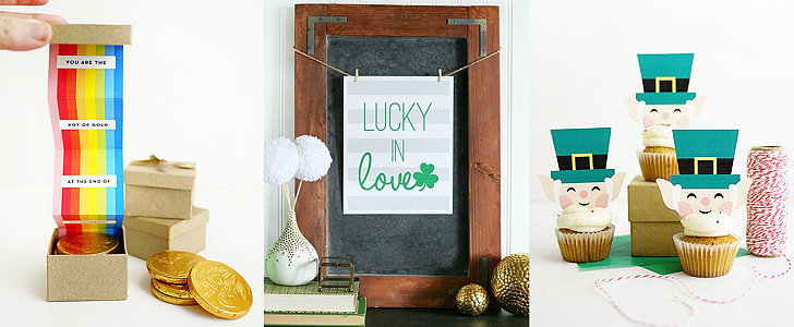 13 Free Printables to Kick Off Your St. Paddy's Day Celebration