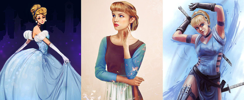 Cinderella Gets a Magical Makeover, Fairy Godmother Not Required