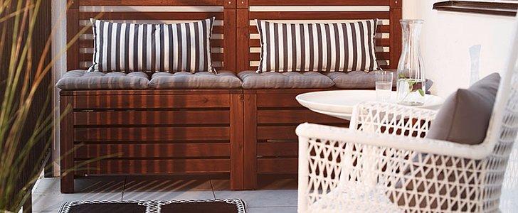 8 Stylish Balcony Updates That Start at Ikea