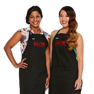 My Kitchen Rules 2015 Eva and Debra High Score