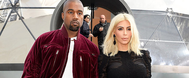 Kim Kardashian Wore a Surprising Amount of Clothes on the Last Day of PFW