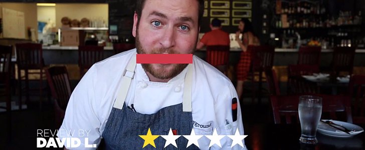 Watch Popular Chefs Read 1-Star Yelp Reviews of Their Restaurant