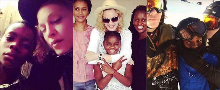 11 Quotes That Prove Madonna Has Parenting Down