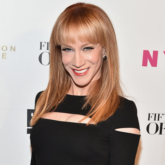 Kathy Griffin Quits Fashion Police