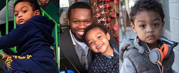 50 Cent's 2-Year-Old Signed a Modeling Deal For How Much?!