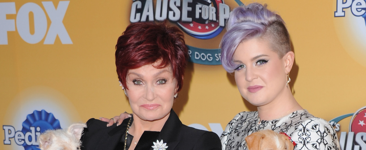 "Sharon Osbourne on Kelly Leaving Fashion Police: ""She's Got to Grow Up"""