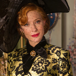 GIFs of Cate Blanchett as Wicked Stepmother in Cinderella