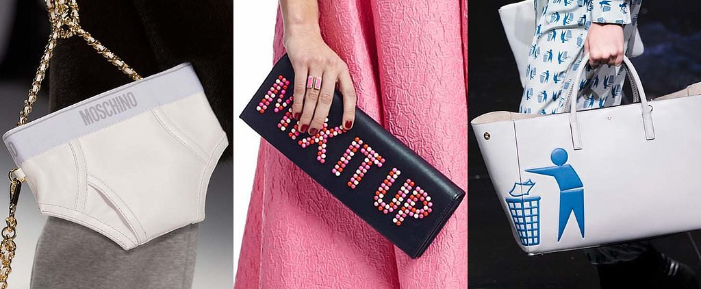 30 Kooky Handbags That Will Make You LOL