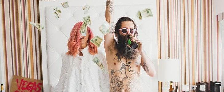 This Crazy Hipster Wedding Is Like Nothing We've Ever Seen