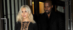 Forget Kim's New Hair, Kanye's Boots Are the Talk of Paris Fashion Week