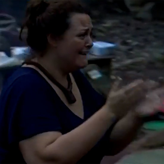 Chrissie Swan Reunion With Son Leo on I'm a Celebrity