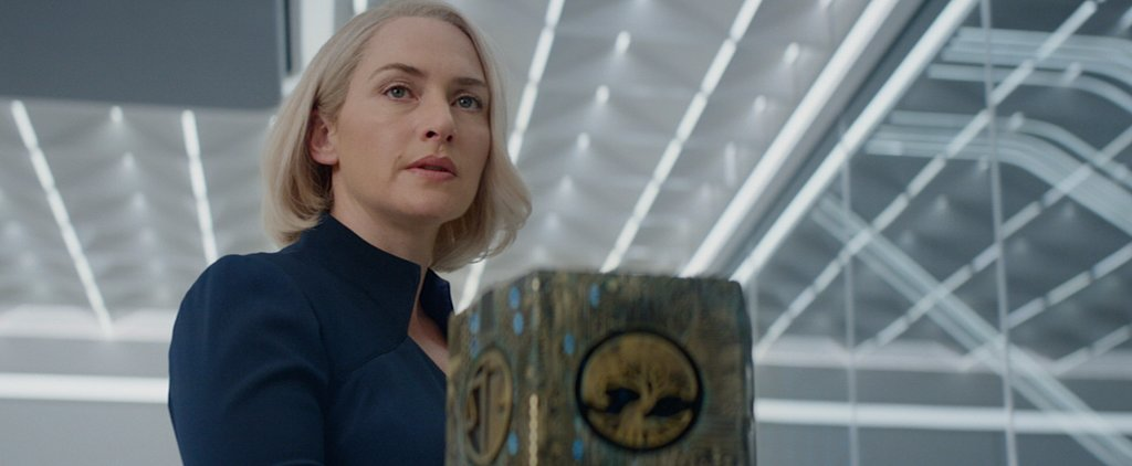 "Kate Winslet Says Insurgent's Shailene and Theo Are ""Reminiscent of Myself and Leo"""