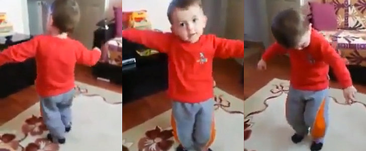 This Little Boy Is Really Feeling the Music in This Adorable Video