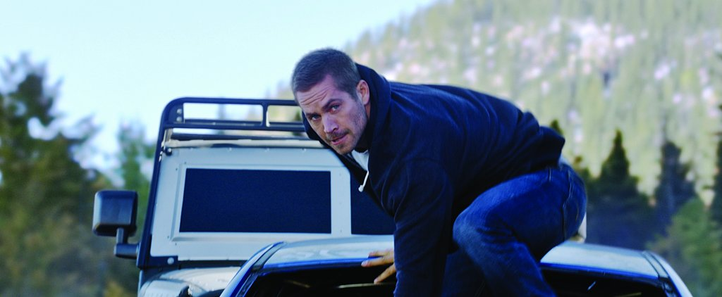 How the Furious 7 Filmmakers Worked Around Paul Walker's Death