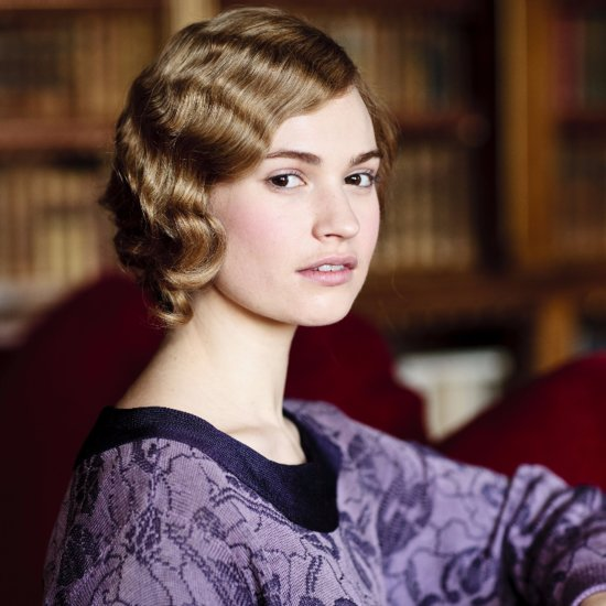 Will Lily James Return For Season 6 of Downton Abbey?