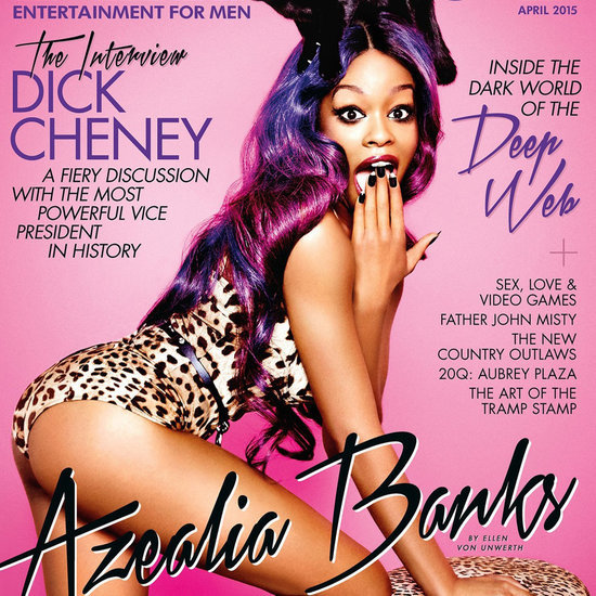 Azealia Banks in Playboy Magazine April 2015
