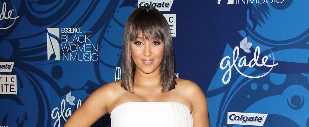 See Pregnant Tamera Mowry's Disneyland Adventure With Her Family