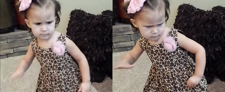 Watch This Adorable Little Girl Break It Down to LL Cool J