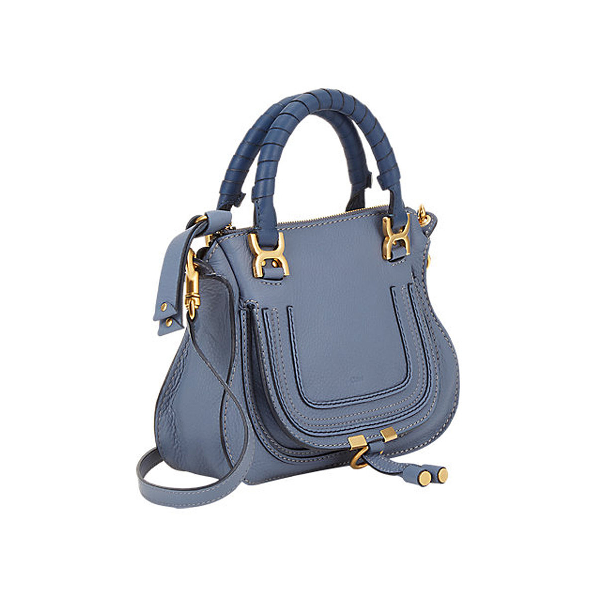 Chlo¨¦ Marcie Mini Satchel With Strap ($1,650) | The Ultimate Guide ...
