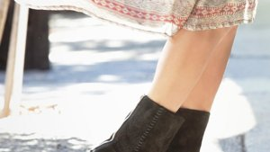 This Is How You Wear Boots For Spring